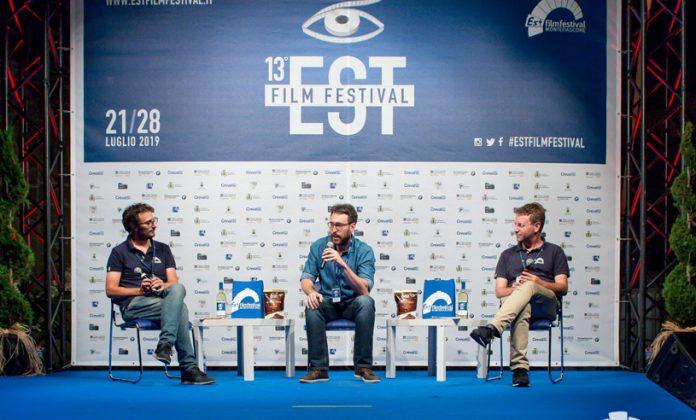 Cristiano Anania ad Est FIlm Festival
