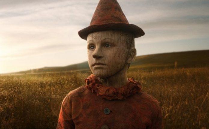 Pinocchio Federico Ielapi - Garrone