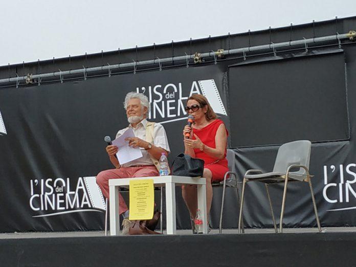 Roberto Piperno e Francesca Rosa Farina