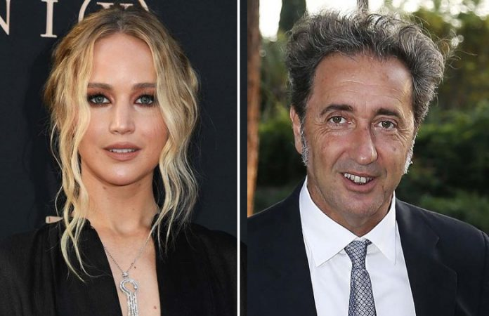 Mob Girl di Paolo Sorrentino con Jennifer Lawrence