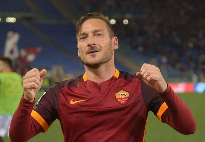Serie TV su Francesco Totti