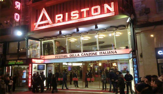 Festival di Sanremo 2021 Teatro Ariston RAI