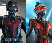Ant-Man and The Wasp: Casting attori e attrici (Film)