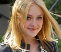 """Furious Angel"" con Dakota Fanning  - Casting (Film)"