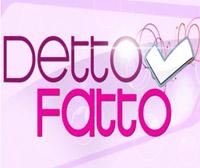 """""""Detto Fatto"""" - Casting aspiranti modelli e modelle (Rai Due)"""