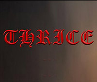 Thrice: Casting attori e attrici professionisti (Film)