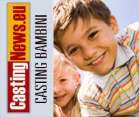 Casting bambini tra i 7 e i 12 anni - Roma (Fiction)
