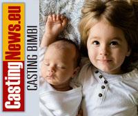 Casting bambini e bambine (Pubblicità)