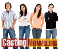 Casting per attrici e figurazioni dai 20 ai 60 anni