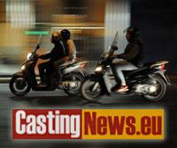 Casting per figurazioni in possesso di motorini o scooter - Roma (Film)
