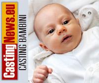 Casting neonati per nuovo progetto cinematografico - Roma (Film)